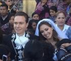 Se casan secretamente Manuel Velasco y Anahí en Chiapas