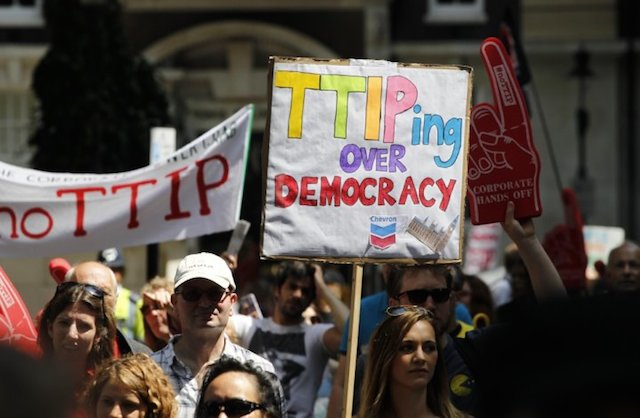 anti-ttip-protests
