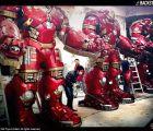 ¡NERDGASMO! Estatuas de Avengers de tamaño real