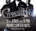 Cypress Hill en México, Guadalajara y Monterrey