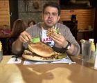 Perdimos a un héroe: Protagonista de Man vs Food se vuelve vegano