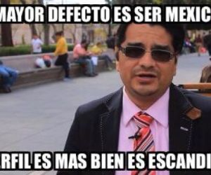 #EpicFail! Su mayor defecto es ser mexicano, dice este candidato
