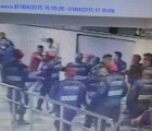 Pelea entre vagoneros deja saldo de 5 personas heridas, ningún detenido
