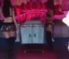 Viuda contrata strippers para el funeral de su esposo
