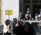 Tiroteo en Tribunal de Justicia de Milán: cuatro muertos