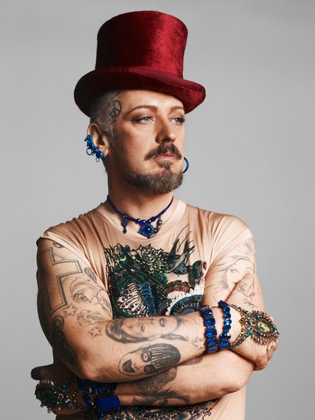 Boy George - Tatuaje