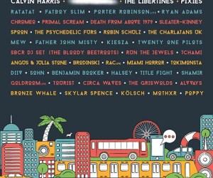 Así quedó el cartel del Festival Corona Capital 2015 (+ precios)