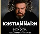 "Kristian Nairn (a.k.a. Hodor) viene a México con su ""Rave Of Thrones"""