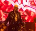 Judas Priest defendiendo la fe metalera en México