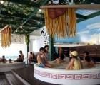 WTF?! Nuevo spa en Japón... ¡¿a base de ramen!?