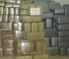 Decomisan una tonelada de marihuana en Sonora