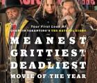 "Imágenes del elenco completo de ""The Hateful Eight"" de Tarantino"