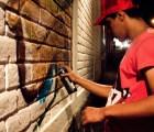 "Mando policial poblano mató ""por accidente"" a joven grafitero"