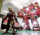 En China construyen un Hulkbuster de tamaño real