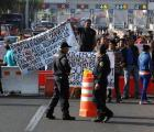 Bloqueos en la México-Cuernavaca por muerte de un joven