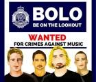 """Policía australiana busca a Nickelback por """"crímenes en contra de la música"""""""