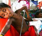 Rohingya: los juegos del hambre de la vida real