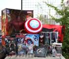 ¡Estos son los ganadores de nuestros kits de Avengers!