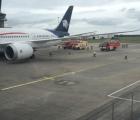 Aterriza de emergencia avión de Aeroméxico en Irlanda
