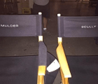 Primeras imágenes de la filmación de la nueva temporada de X Files