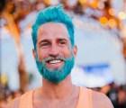 Mira la nueva moda de pintarse la barba: Merman