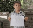 La reacción de los niños ante el dibujo de un pene