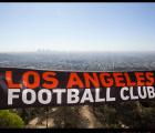 La MLS anunció al nuevo... Los Angeles Futbol Club