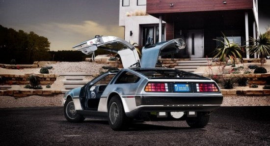 Delorean 2013 2