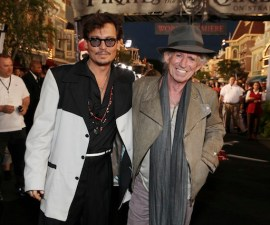 "The World Premiere of Disney's ""Pirates of the Caribbean: On Stranger Tides"""