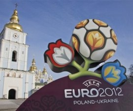 Ukraine UEFA EURO 2012
