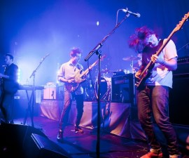 Bombay Bicycle Club 2012