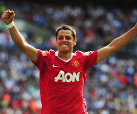 chicharito-manchester-united