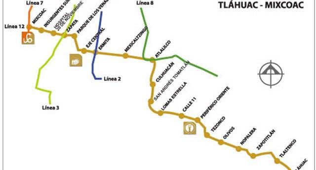 Metro-Linea-12