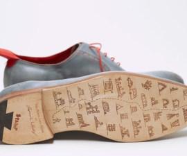 Zapatos GPS