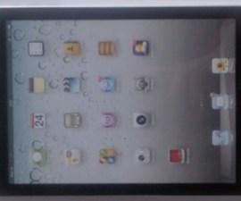 ¿iPad mini?