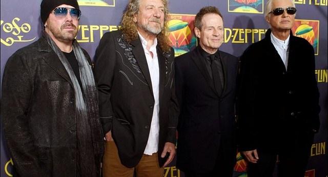 Premiere Led Zeppelin Celebration Day