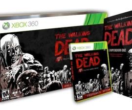 The Walking Dead edición para coleccionistas