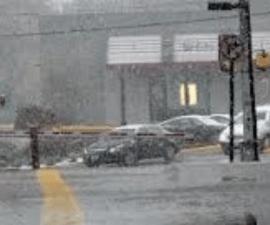 Nueva York se preparó para la tormenta