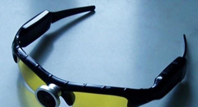 lentes para ciegos