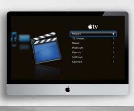 Apple televisión