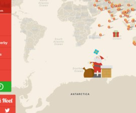Santa-Claus-en-Google-Maps