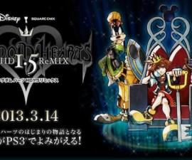 Kingdom Hearts 1.5 HD