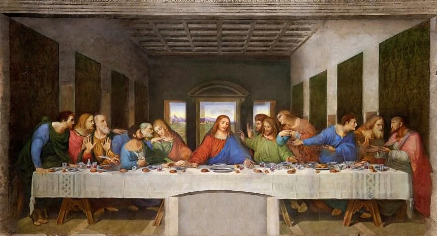 Last-Supper-Da-Vinci-1495