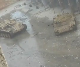 Tanque Siria