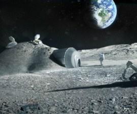 Base lunar 1