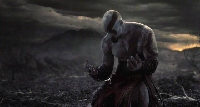 Gof of War live action trailer