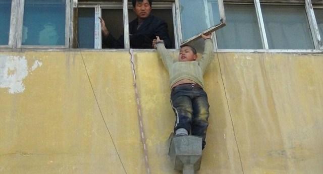 Niño chino