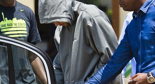 Pistorius arrestado