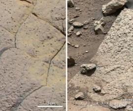 Curiosity vida en Marte