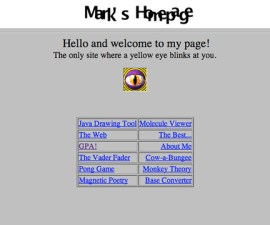 Marks-Homepage
